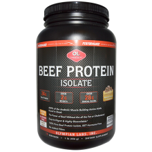 Beef Protein Isolate - Cung cấp protein cao cấp từ thịt bò