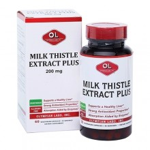 MILK THISTLE EXTRACT PLUS - GIẢI ĐỘC GAN