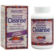 Whole Food Total Body Cleanse with Acai and Exotic Superfruits - Hỗ trợ giải độc, thanh lọc cơ thể