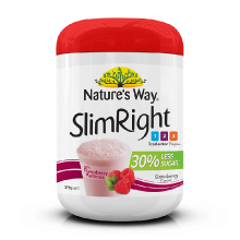 Sữa Giảm Cân Nature'S Way Slim Right Strawberry